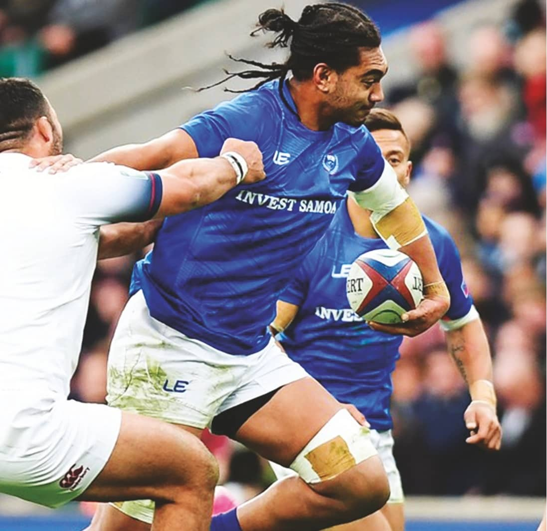 Come On Samoa, Let's Have One Big Upset!