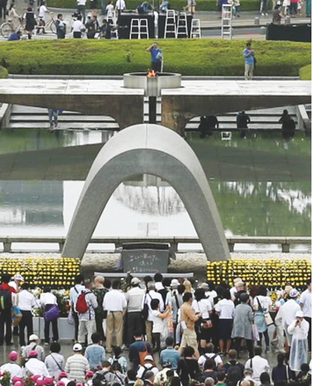 Rebirth of Hiroshima ignored by RWC