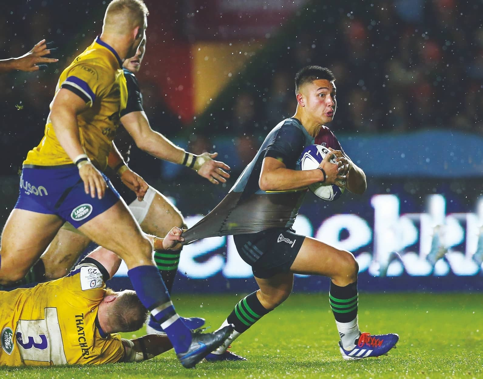 Quins Win Ugly To Keep Their Euro Dream Alive