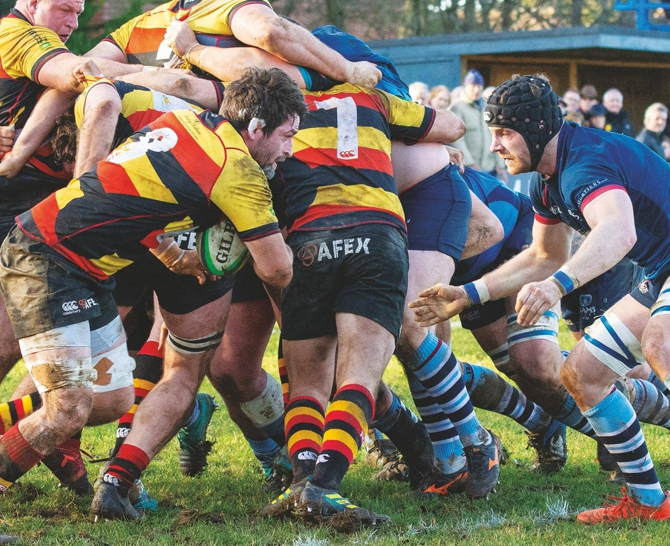 Leaders show their class away defeat of in gallant Rams