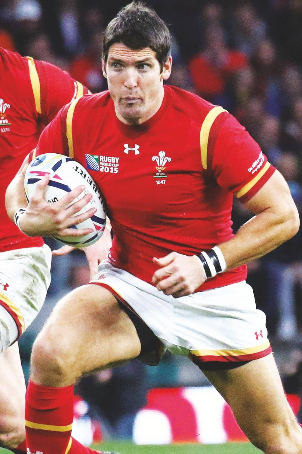 Mystery of Hook and that Wales No10 shirt