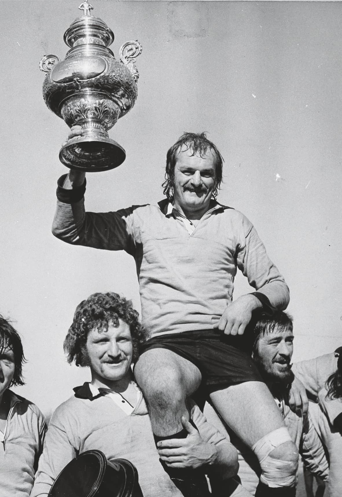 Tough-guy Des was scourge of All Blacks