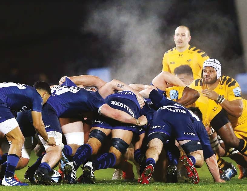 RFU should get grassroots playing again, not the Prem