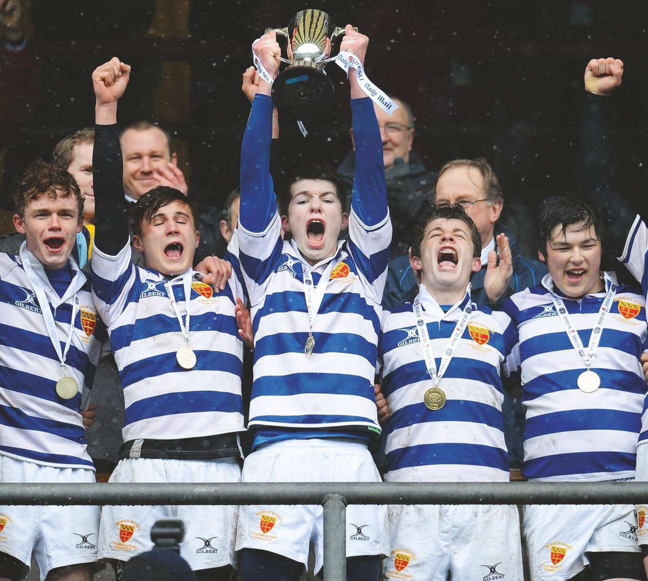 Wonderful Warwick have made a home at Twickers