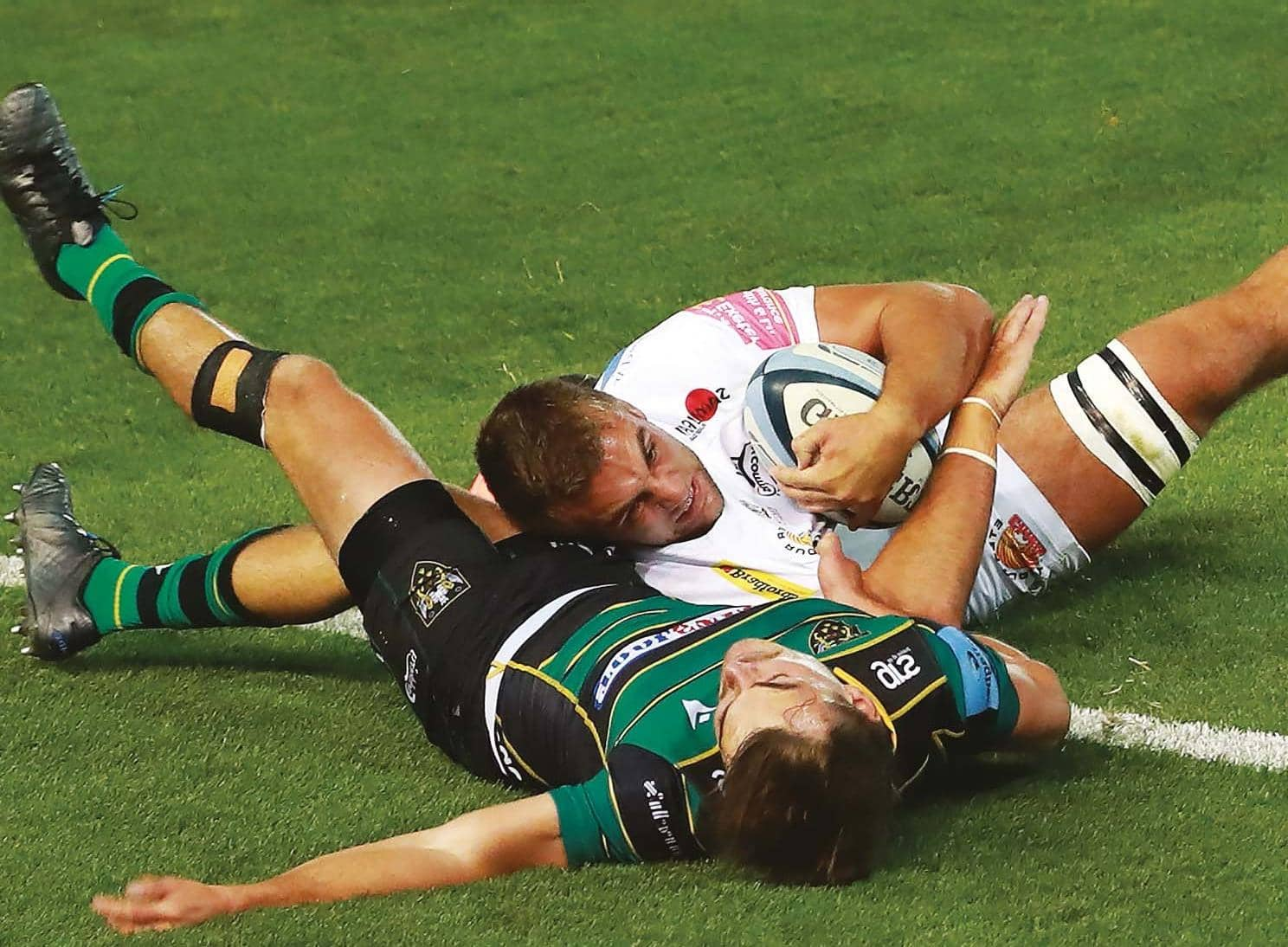 Saints unravelled by Chiefs second-string