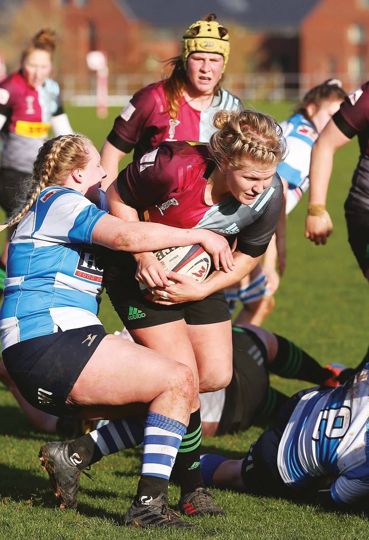 Women's game can point way for restart