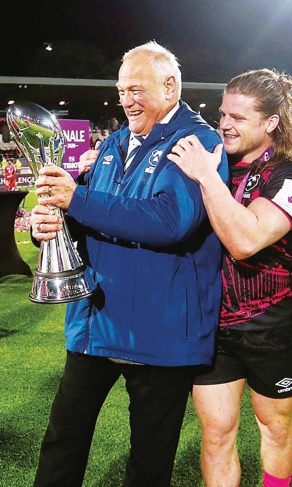 Bristol dynasty starts now says delighted Booy