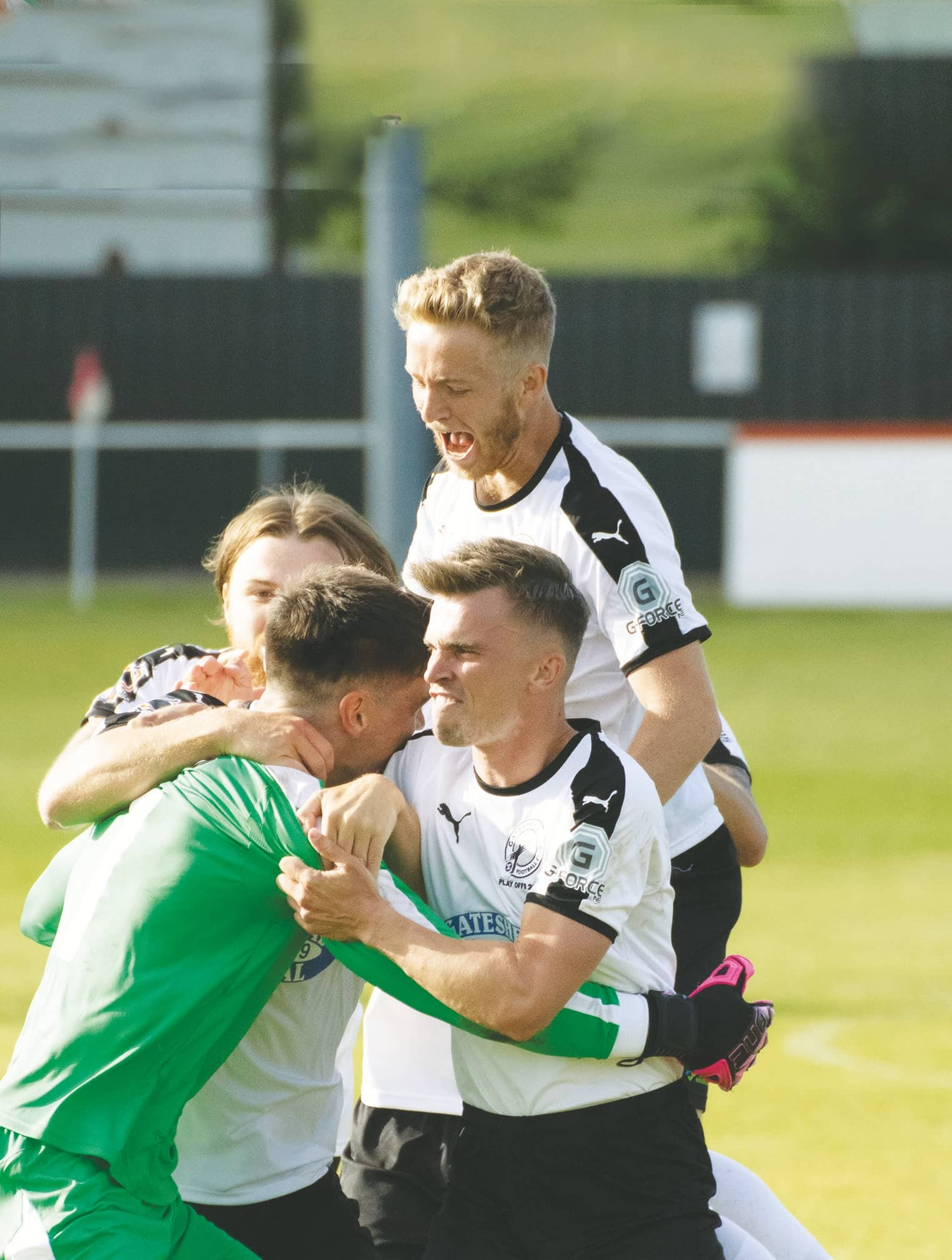 Heed Heroes Are So Glad For Brad As Saints Yield