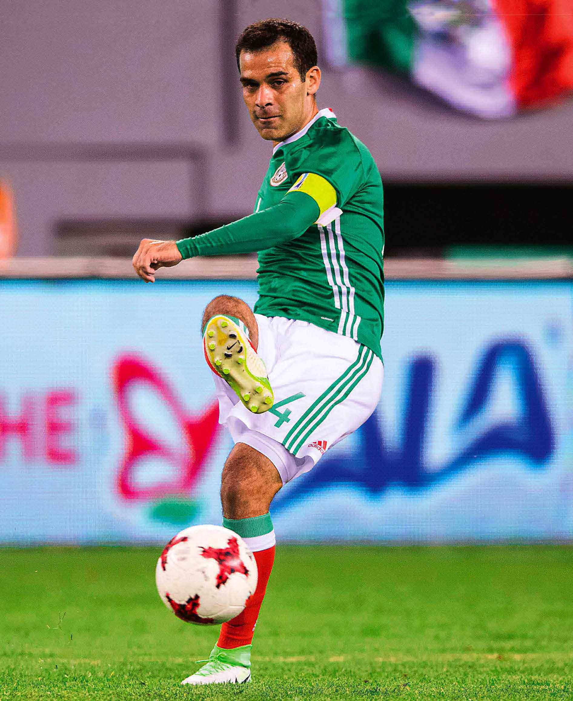 Rafa Márquez – Gracias Káiser