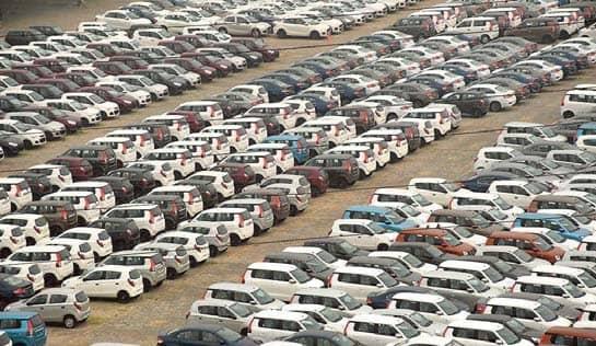 Aug Auto Sales Down 23% Across Board