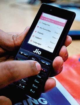 RJio To Charge 6p/min For Calls To Rival Networks