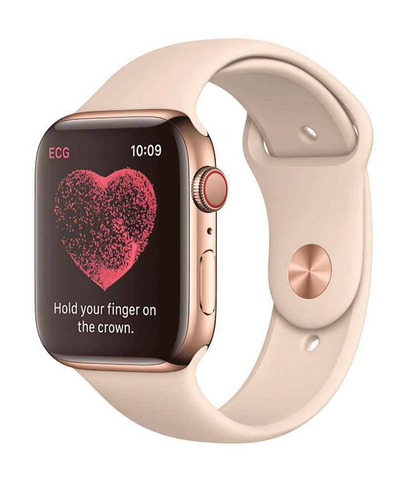 Apple Watch Series 5: Redesigned Last Year, Refreshed This Year