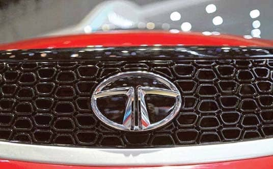 Tata Motors Range-Bound With Positive Bias