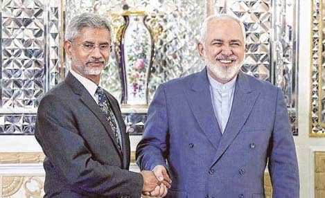 Amidst Escalating Tension With The US, Iran's Foreign Minister To Meet PM, Jaishankar