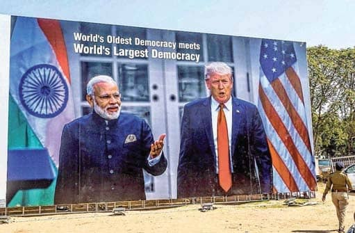 Namaste Trump! PM To Receive US President In Ahmedabad Today
