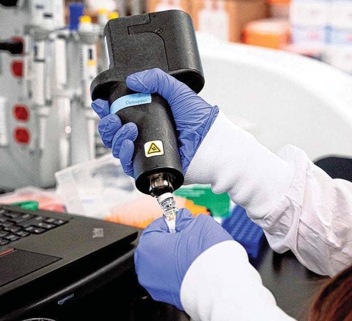 Coronavirus Pandemic - Testing Times