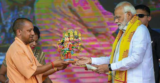 Modi Gifts His Constituency Projects Worth ₹550 Crore