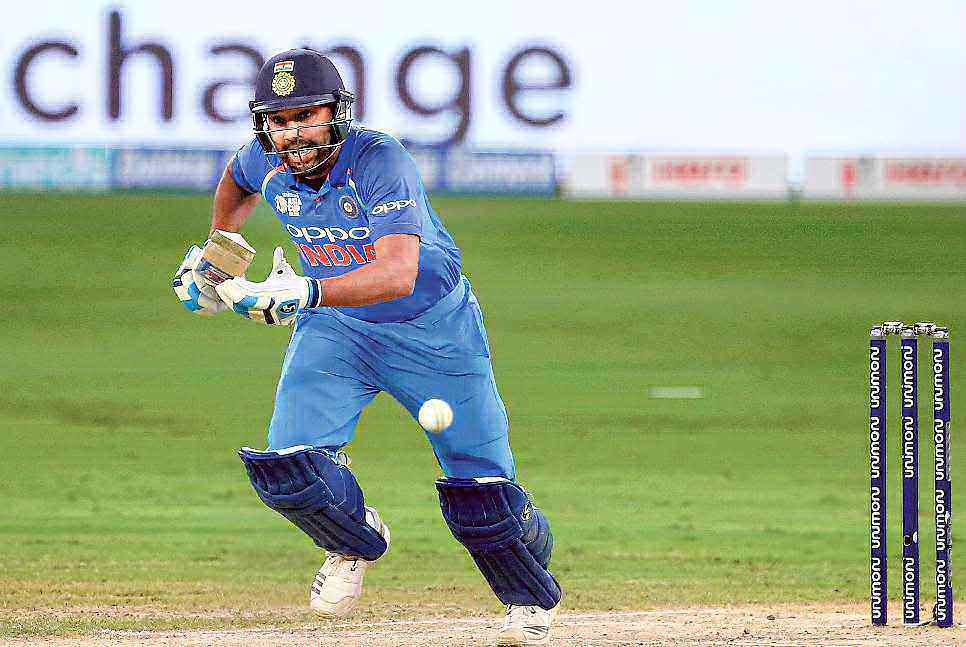 Fired-Up Men In Blue Prove Too Hot For Pakistan