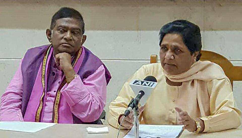Mayawati, Jogi in Chhattisgarh Tieup