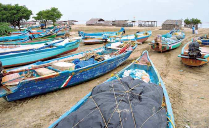 Normal Life Hit In Nagapattinam
