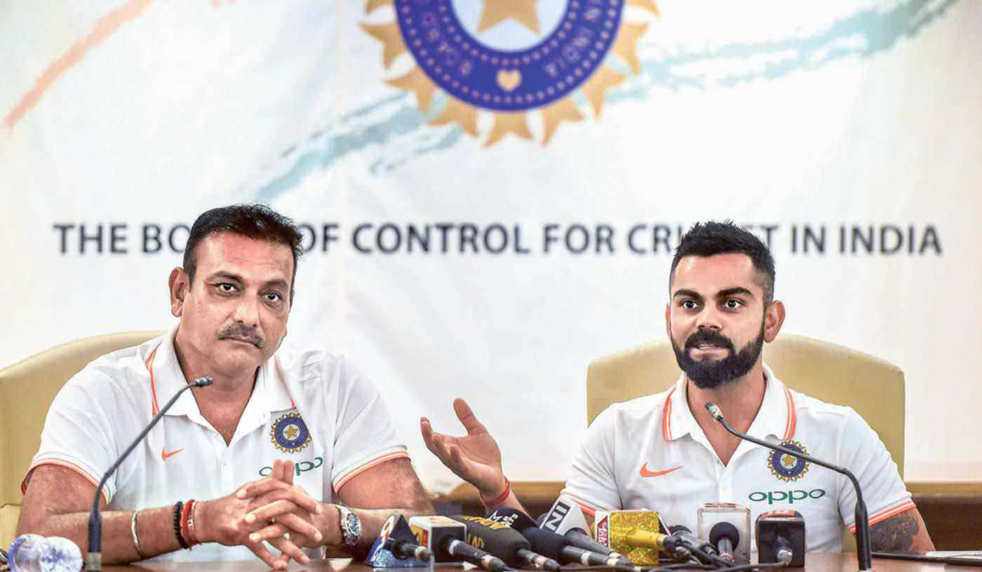 Need To Know How To Control A Situation: Kohli