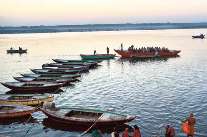 Ganga waterway project cleared after overruling expert panel