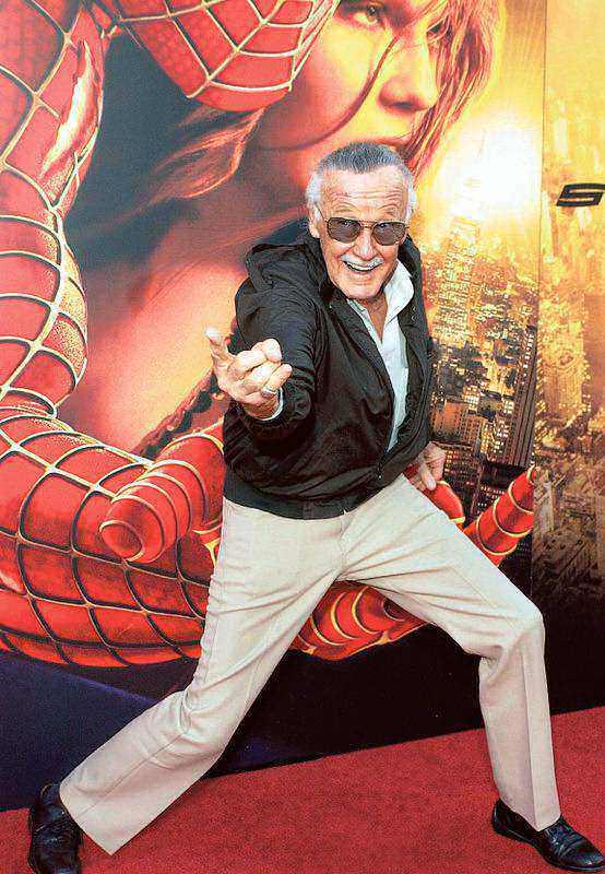 Stan Lee's super legacy