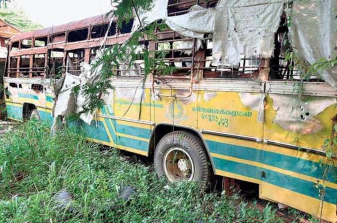 Dharmapuri Bus Burning Convicts Set Free