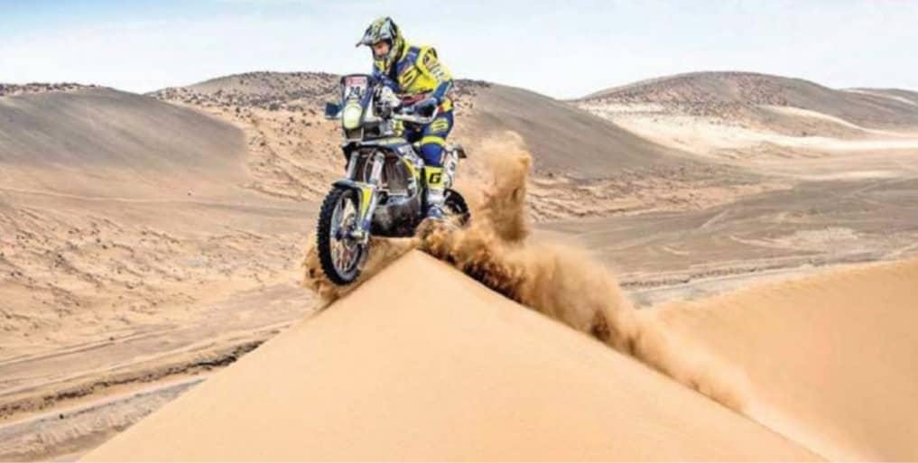 Indians Can Ace Dakar: Aravind