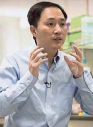 Chinese Doctor Who Gene-Edited Babies For 'Fame' To Face Probe