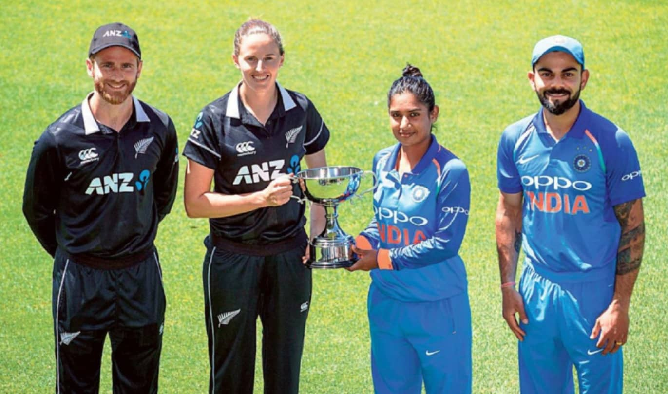 India Starts Favourite Against A Talented New Zealand Side