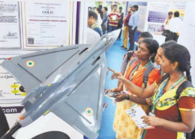 Aerospace, defence sectors get their due