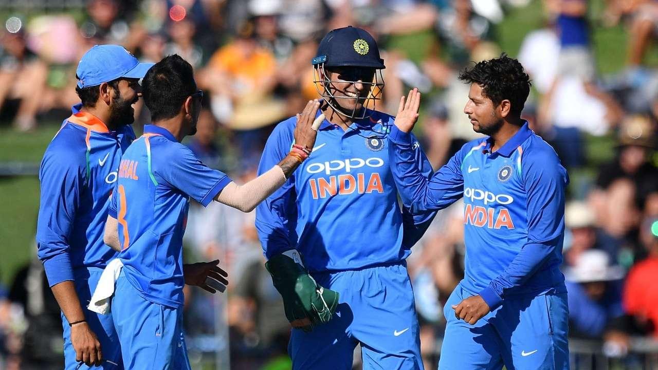Kulcha And Shami Prove Too Good For New Zealand