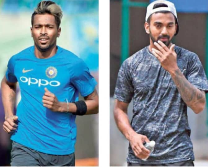 Hardik, Rahul Suspensions Revoked