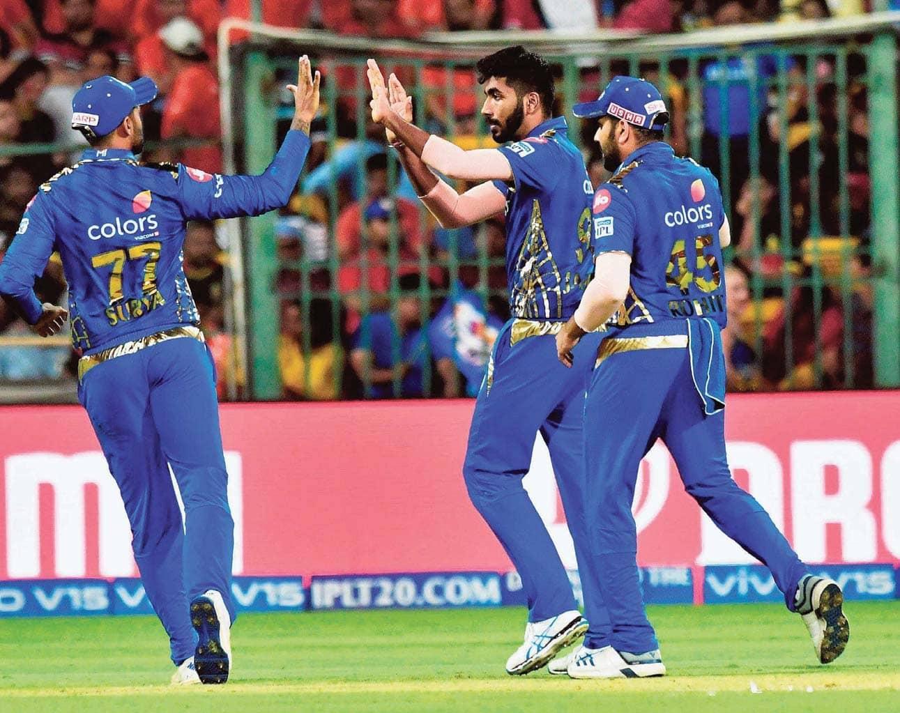 Mumbai Prevails In Edge-Of-The-Seat Thriller