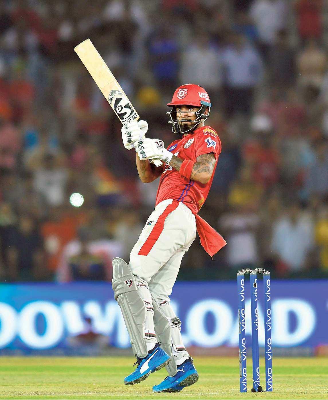 Rahul Anchors Kings XI To A Facile Win