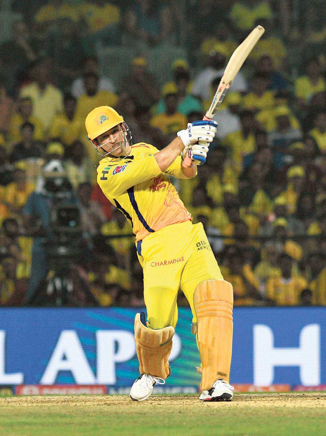 CSK Does What CSK Does Best — Win From A Precarious Position