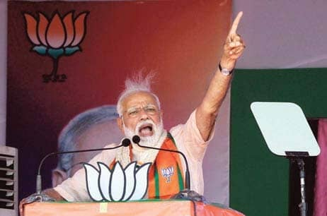 Voters Will Punish Congress For 'Hindu Terror' Slur: Modi