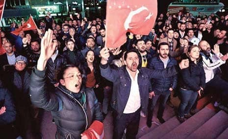 Erdoğan Loses Ground In Turkey's Big Cities In Local Polls
