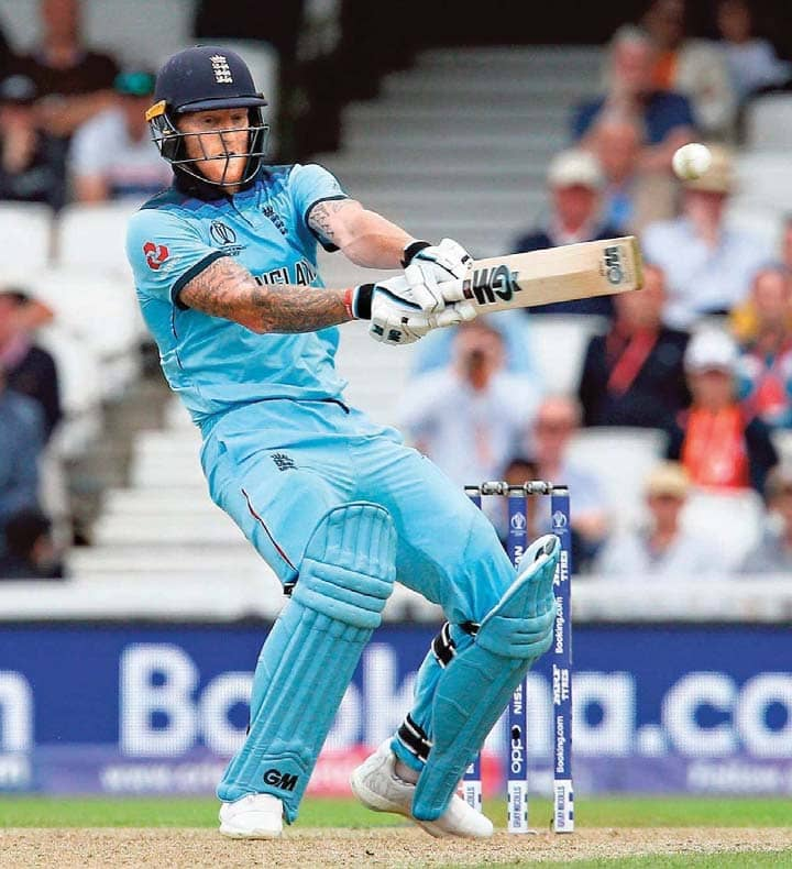 Stokes Does The Star Turn As England Overpowers South Africa