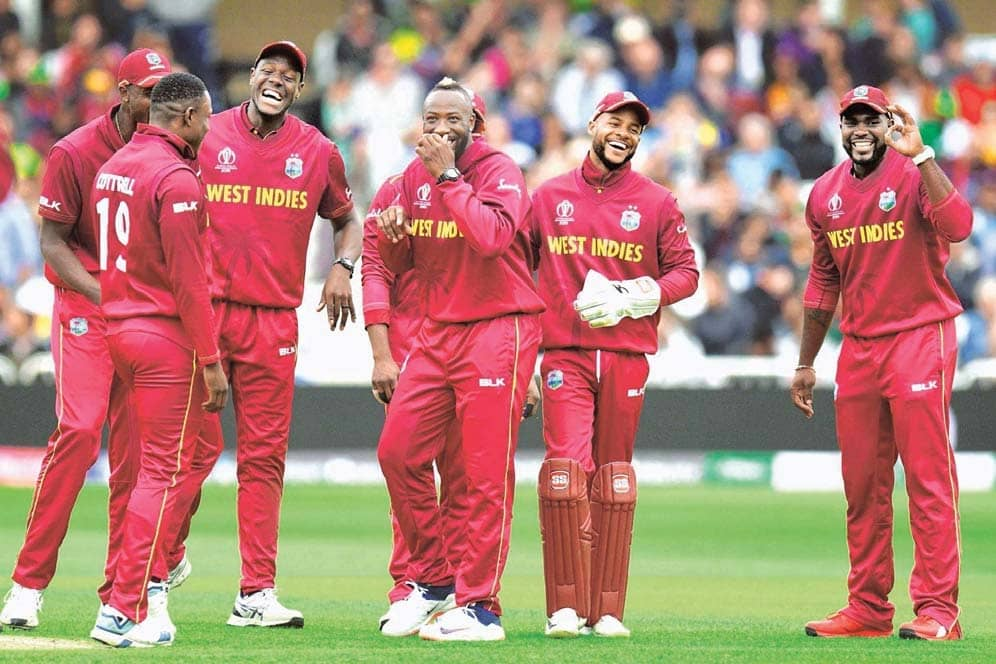 West Indies Speedsters Bounce Out Pakistan In Quick Time