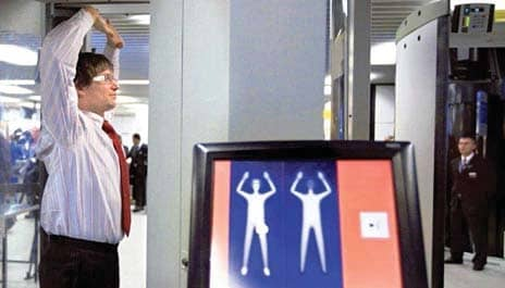 Body Scanners Made Mandatory At 84 Airports