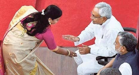 BJP Declines Berth Offer As Nitish Expands Cabinet