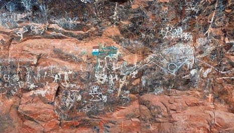 Nilgiri Tribals Tense As Trekkers Trash Priceless Rock Art