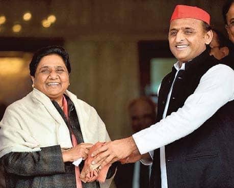 Future Of SP-BSP Alliance Turns Uncertain In U.P.