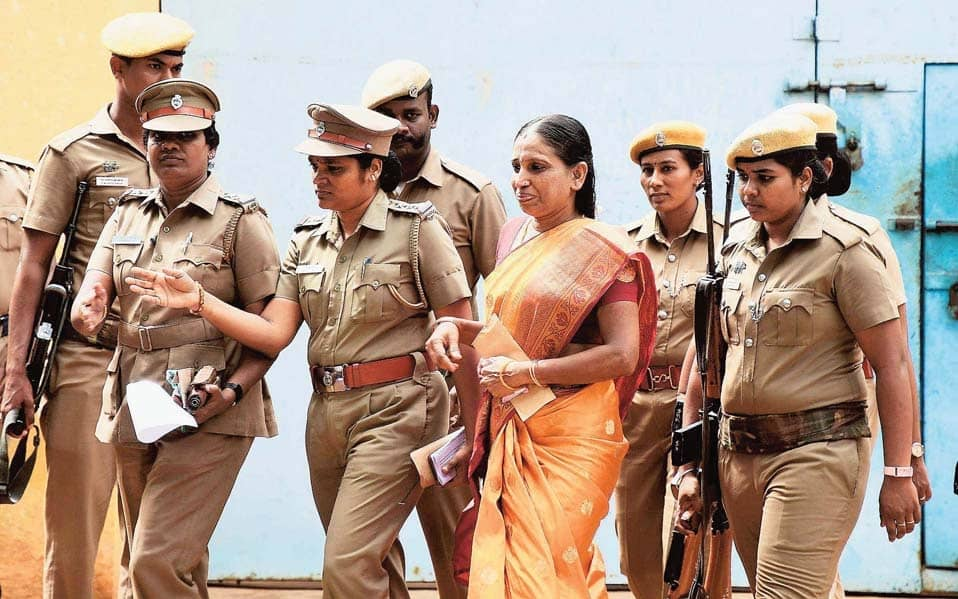 Rajiv Case Convict Nalini Released On Parole For Daughter's Wedding