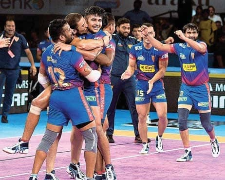 Dabang Pulls Off A Thrilling Win