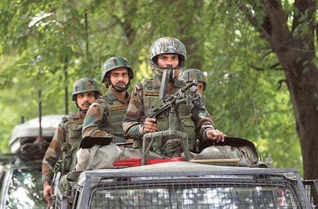 Surge in Troops Sparks Panic in Kashmir