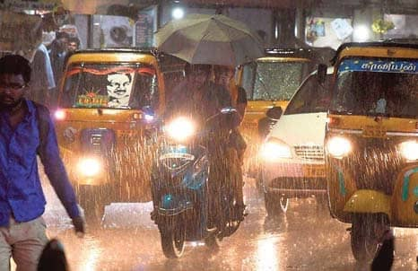 Coastal areas set to get rain from Tuesday: IMD