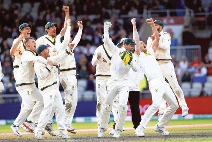 Australia Registers Emphatic Win, Keeps The Urn